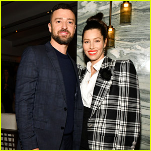 Justin Timberlake Supports Wife Jessica Biel at 'The Sinner' Season 3 Premiere!