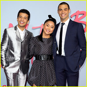 Lana Condor Joins 'To All the Boys 2' Cast at L.A. Premiere!