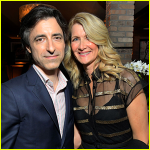 Laura Dern Parties with Oscar Nominees at Netflix's 2020 Bash!