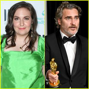 Lena Dunham Says Joaquin Phoenix's Oscars 2020 Speech Made Her Vegan