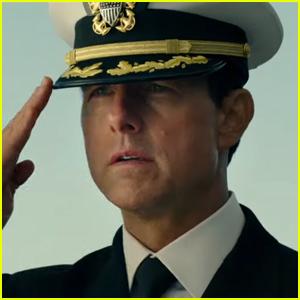Tom Cruise Flies Upside Down in New 'Top Gun: Maverick' Super Bowl TV Spot