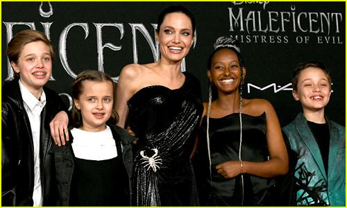 Angelina Jolie Reveals Two of Her Daughters Underwent Surgeries