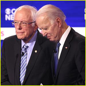 Bernie Sanders Endorses Joe Biden For President