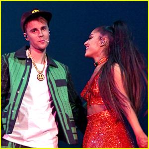Justin Bieber & Ariana Grande Have a Big Announcement Coming