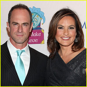 Mariska Hargitay Reacts to News of the Elliot Stabler Spinoff for Christopher Meloni!