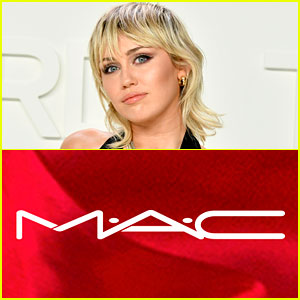 Miley Cyrus Helps MAC Announce a $10 Million Donation for Pandemic Relief