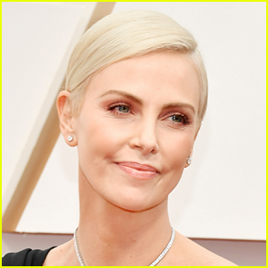 Charlize Theron Shares Rare Photo with Daughter Jackson on 'Mad Max' Set
