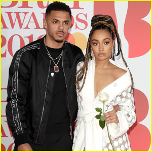 Little Mix's Leigh-Anne Pinnock & Andre Gray Are Engaged!