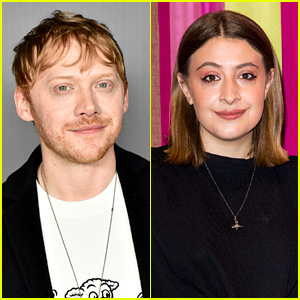 Rupert Grint & Georgia Groome Welcome Their First Child!