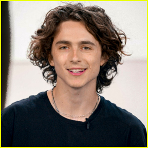 Timothee Chalamet Pays Tribute to His Statistics Teachers During Virtual Graduate Together Special!