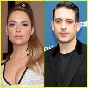 Ashley Benson & G-Eazy Spotted Holding Hands While Shopping in L.A.