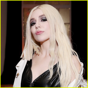 Ava Max Switches Her Signature Blonde Hair to Bright Orange - See Her New Look!