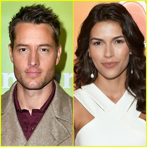 Justin Hartley Has Been Dating Former Co-Star Sofia Pernas for 'Several Weeks'