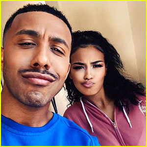 'Sister, Sister' Actor Marques Houston, 38, Defends Engagement to 19-Year-Old Fiancee