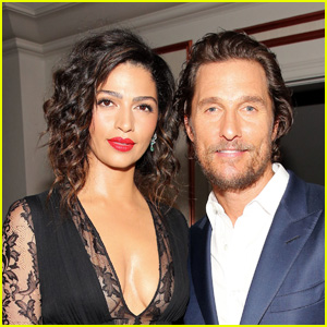 Matthew McConaughey & Wife Camila Alves Open Up About the Importance of 'Tough Love' in Parenting