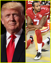 Trump Thinks Colin Kaepernick Should Get a Second Chance in NFL 'If He Deserves It'