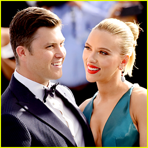 Colin Jost Reveals He & Scarlett Johansson Are Rethinking How They'll Get Married During the Pandemic