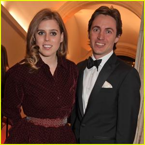 Princess Beatrice & Edoardo Mapelli Mozzi Get Secretly Married!
