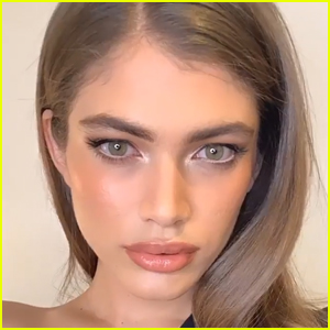 Valentina Sampaio Is the First Transgender Model in 'Sports Illustrated Swimsuit'!