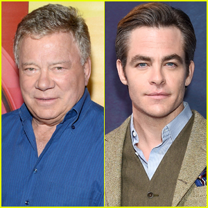 William Shatner Wants Chris Pine to Play Him in Potential Biopic!