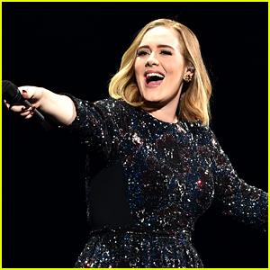 Adele's Bikini Top Photo Shows Off Her Rockin' Body (& Amazing Carnival Look!)