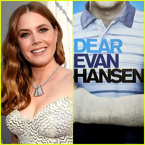Amy Adams Joins Cast of 'Dear Evan Hansen' Movie Musical!