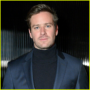 Armie Hammer Had A Very Different Kind of Job During Quarantine