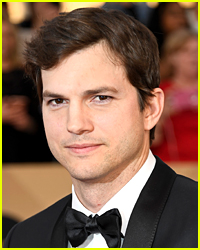 Ashton Kutcher Set His Art on Fire - Find Out Why