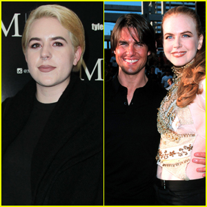 Tom Cruise & Nicole Kidman's Daughter Bella Cruise Shares Super Rare Selfie