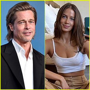 Brad Pitt Brings New Flame Nicole Poturalski to Where He Married Angelina Jolie
