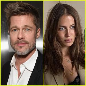 Here's How Brad Pitt Met His New Flame Nicole Poturalski!