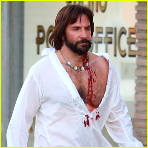 Bradley Cooper Is Bloody & Angry in New Set Photos for Paul Thomas Anderson Movie!