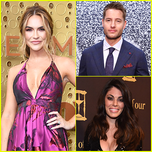 Chrishell Stause Seemingly Responds To Justin Hartley's First Ex-Wife
