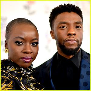 Chadwick Boseman's 'Black Panther' Co-Star Danai Gurira Writes Heartbreaking Tribute After His Death