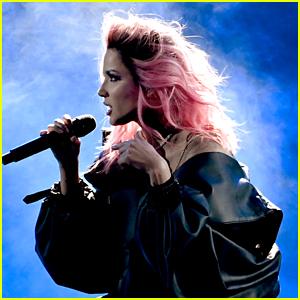 Halsey Drops Her First-Ever Live Concert Album - Listen Now!
