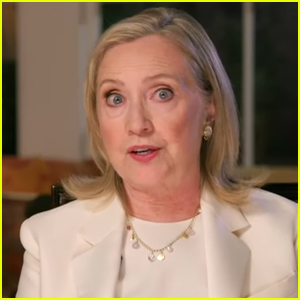 Hillary Clinton Urges Americans to Show Up & Vote for Joe Biden at DNC 2020: 'Take It From Me' - Watch Now