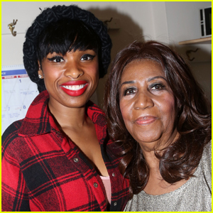 Jennifer Hudson Pays Tribute to Aretha Franklin Two Years After Her Death
