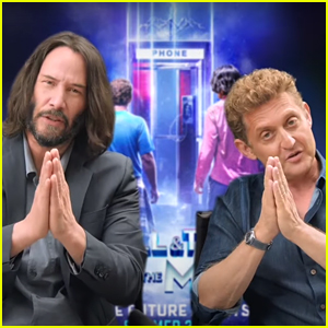 Keanu Reeves & Alex Winter Thank 'Bill & Ted' Fans In Special Shout Out Video