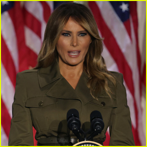Melania Trump Gives RNC Speech, Which Wasn't Vetted by West Wing (Video)