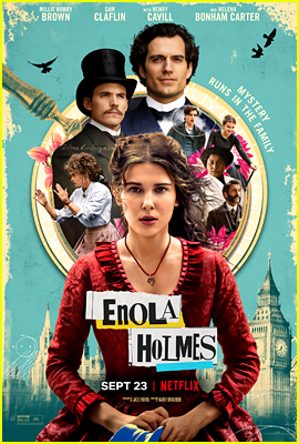 Millie Bobby Brown Stars in 'Enola Holmes' Trailer with Henry Cavill & Sam Claflin - Watch Now!