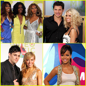 The MTV VMAs Looked So Different Just 15 Years Ago - See Lots of Photos!