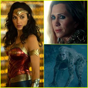 New 'Wonder Woman 1984' Trailer Reveals Kristen Wiig as The Cheetah!