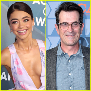 Sarah Hyland Re-Teams With 'Modern Family' Co-Star Ty Burrell; Will Star In 'Yours, Mine & Pauls'