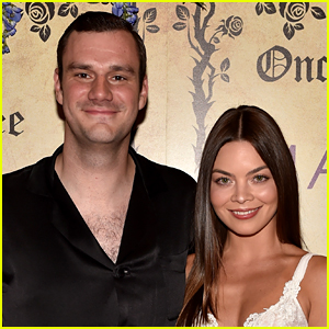 'Harry Potter' Actress Scarlett Byrne Welcomes First Child with Cooper Hefner!