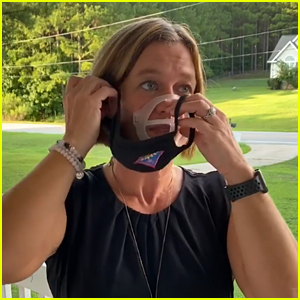This Teacher's Tip for Wearing Your Face Mask is Going Viral - Watch Now!