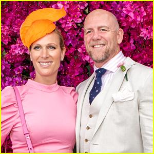 Queen Elizabeth's Granddaughter Zara Tindall & Husband Mike Get Rapid Coronavirus Tests on Video