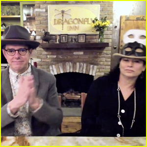 Amy Sherman-Palladino Tuned Into Emmy Awards 2020 From an Iconic Place!