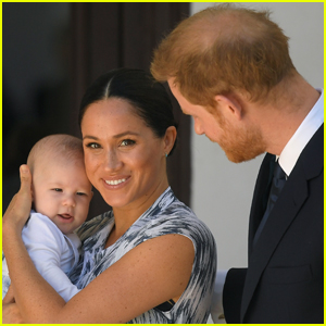 Archie Likes to Crash Meghan Markle & Prince Harry's Zoom Calls!