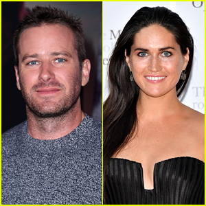 Armie Hammer Spotted With Newly Single Jessica Ciencin Henriquez Following Elizabeth Chambers Split