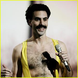 Sacha Baron Cohen's 'Borat 2' Gets a Release Date!